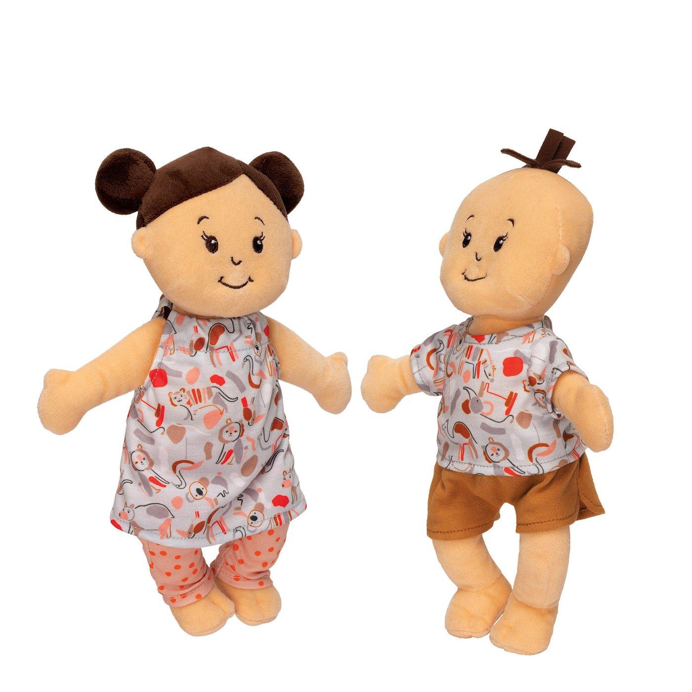 baby wee bambola